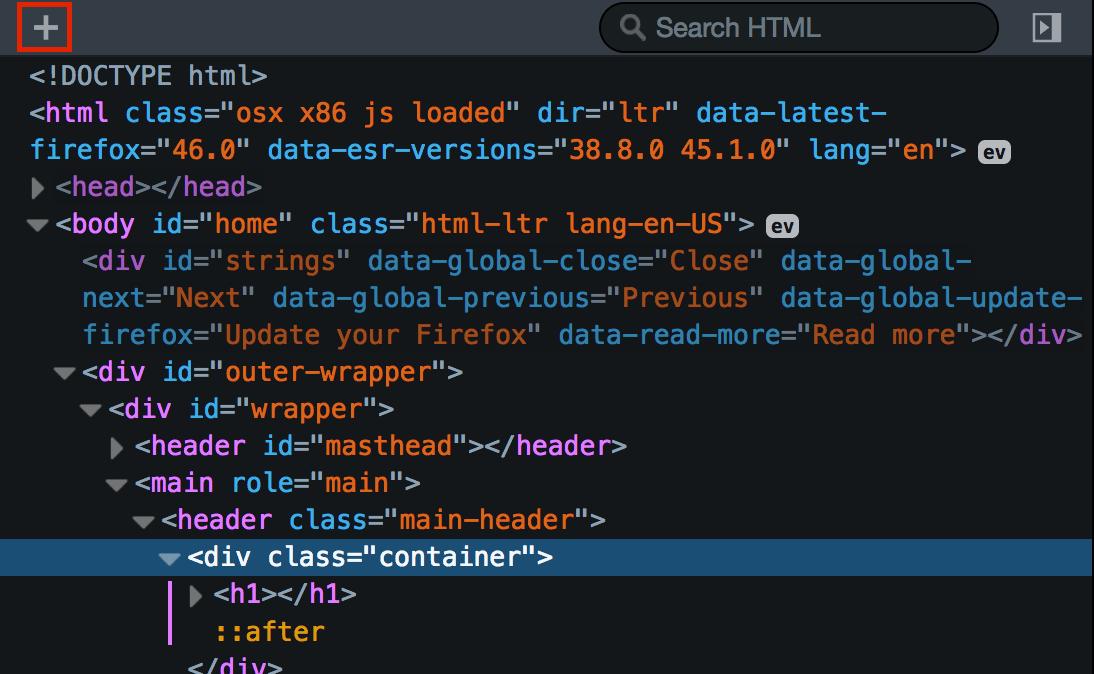 html blogging